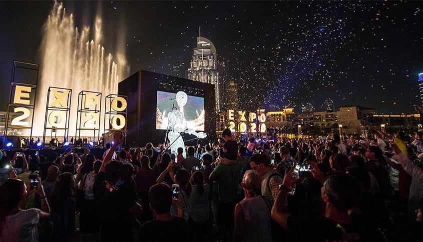 نمایشگاه اکسپو دبی 2020
