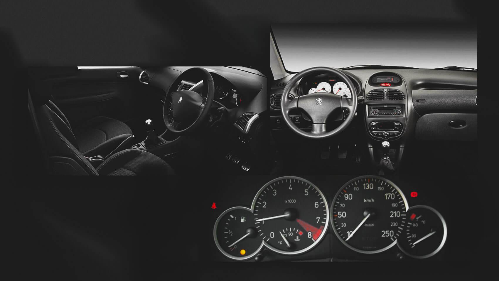 Peugeot 206SD