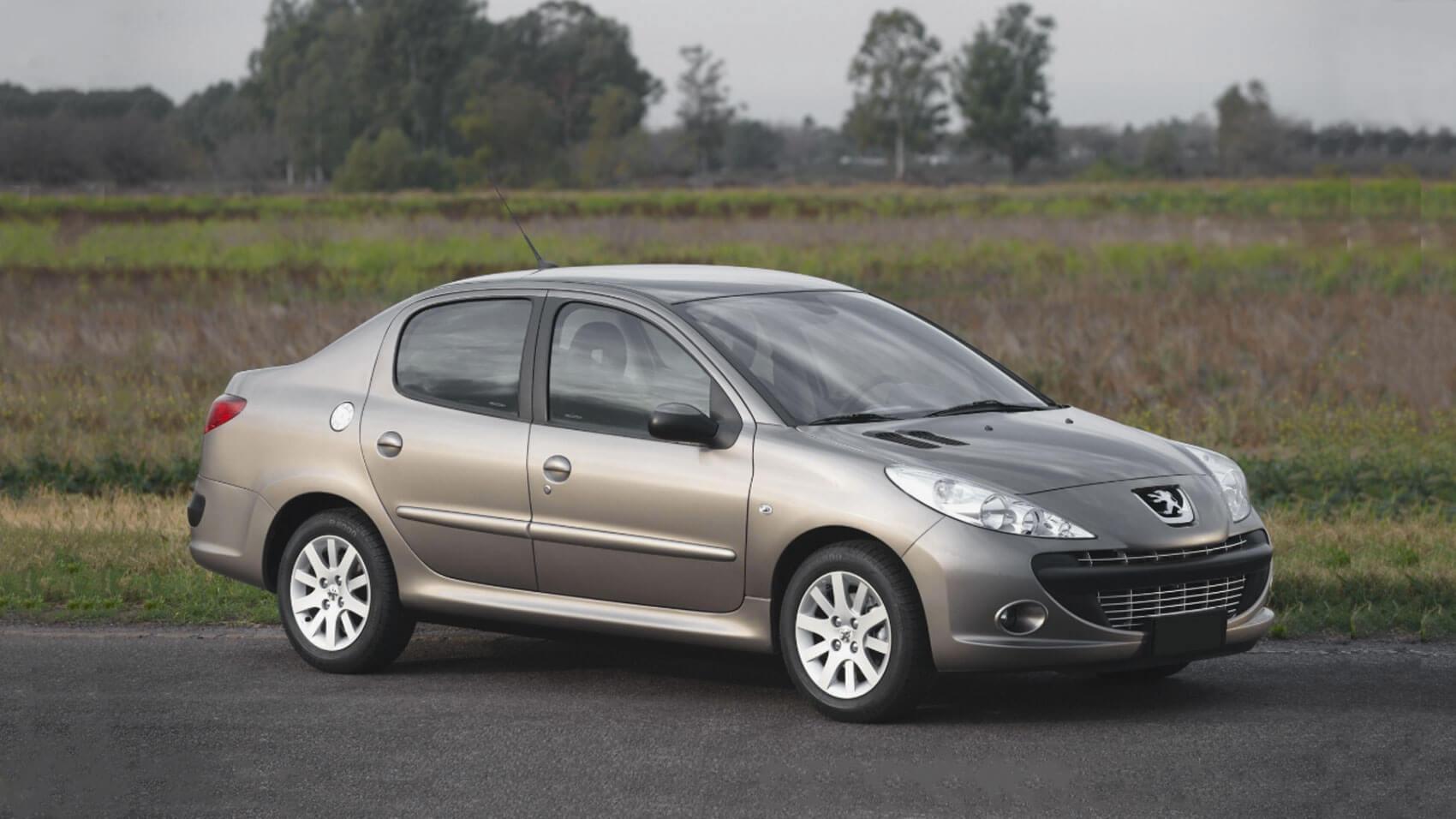 Peugeot 207SD