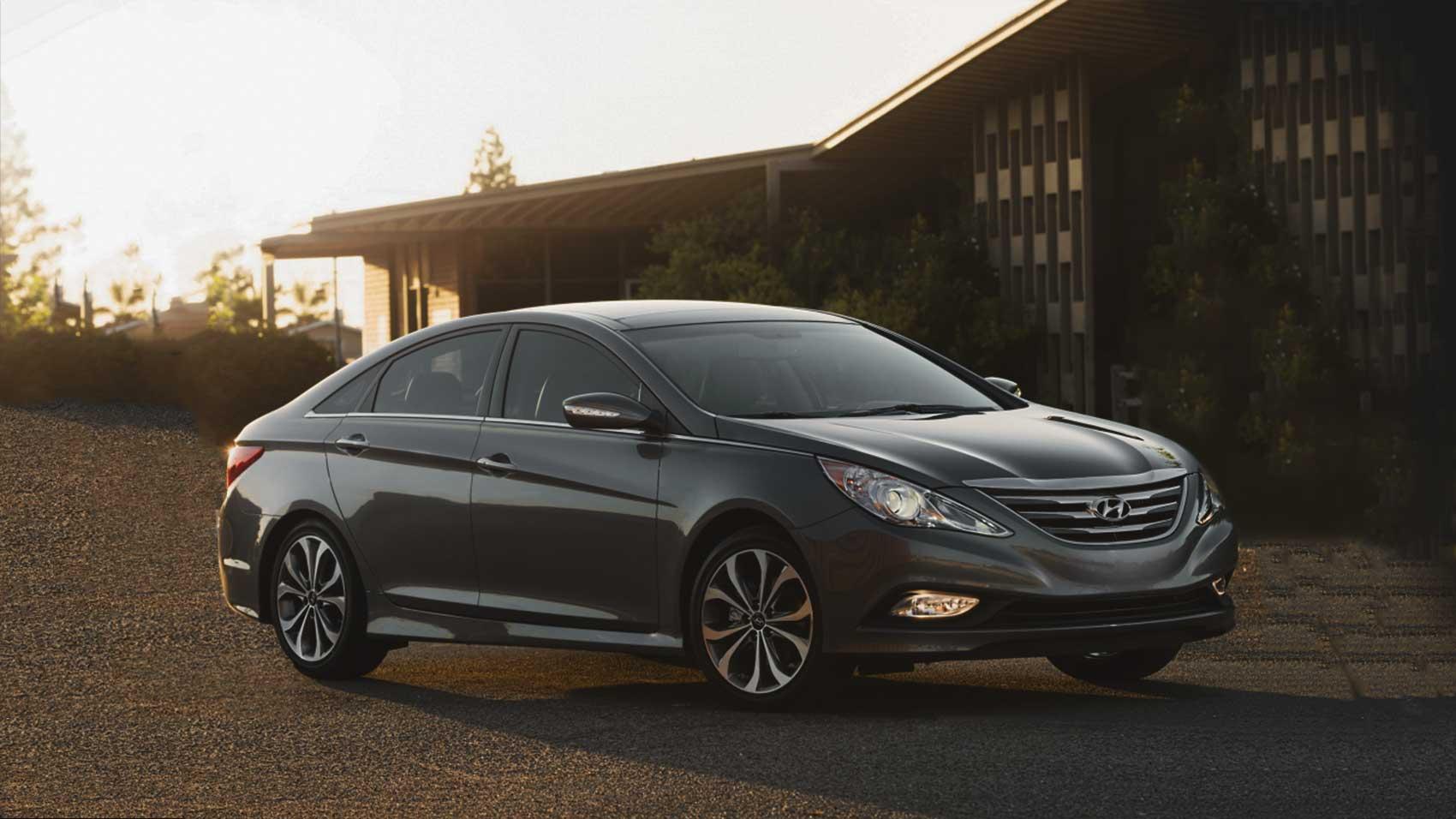 Hyundai Sonata YF