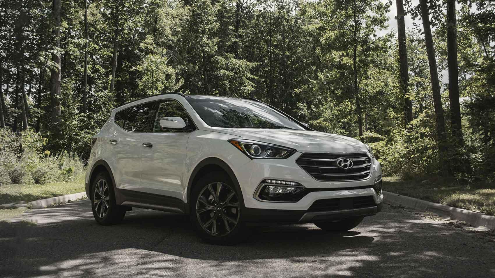 Hyundai Santafe new