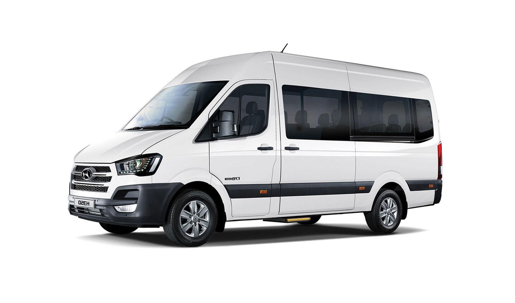 Van Hyundai H350