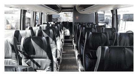 Bus Volvo B9