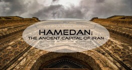 Travel to Hamadan; the Capital of Asian Tourism