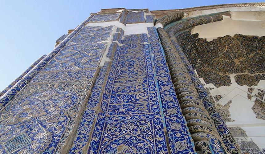 Kabud mosque in Tabriz
