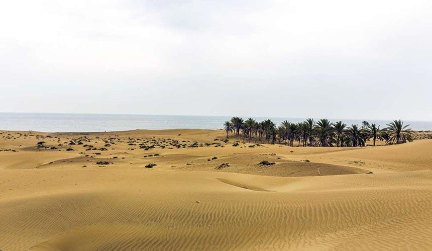 Iran beach
