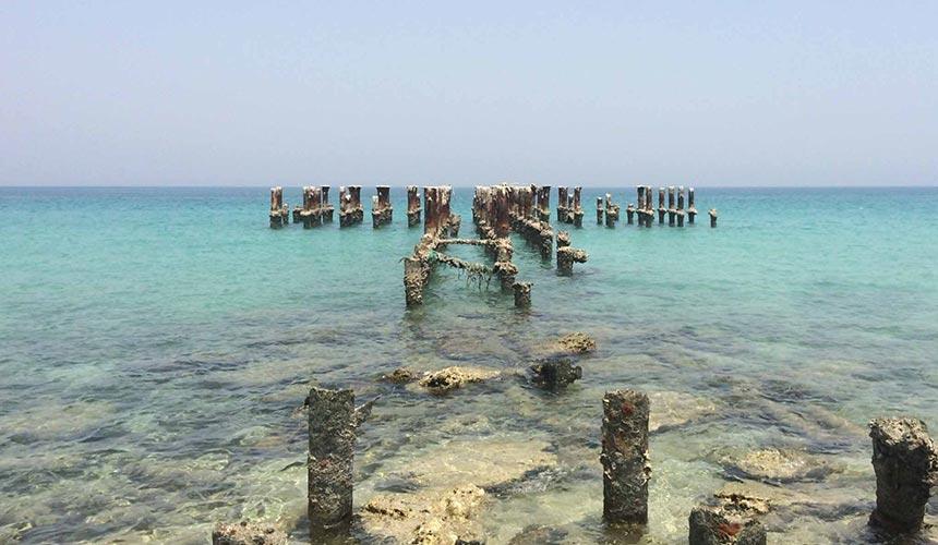 beaches in Iran