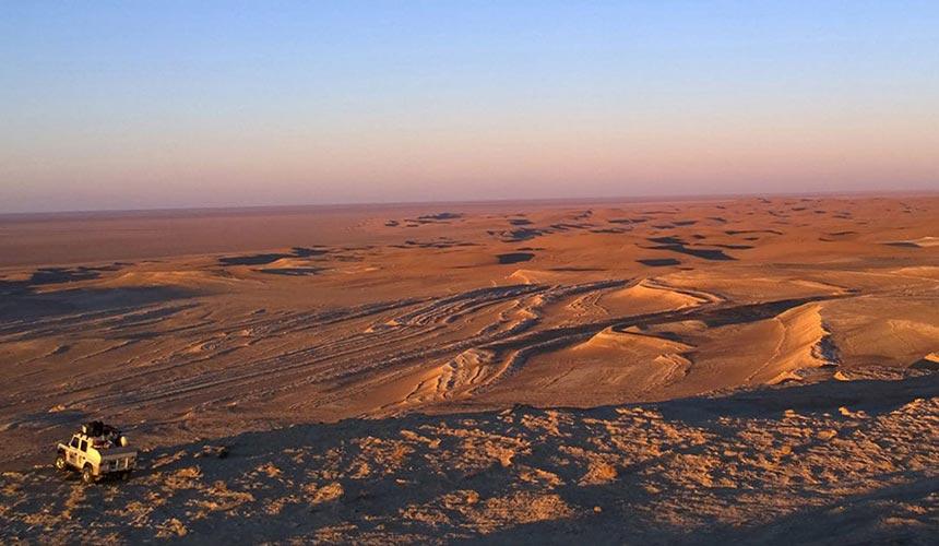 Mesr desert in Iran