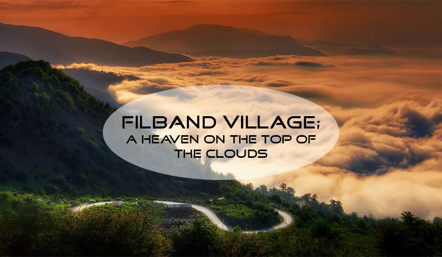 Filband; a village above the clouds | best spring destination