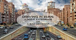 Driving in Iran; would you like to experience it?