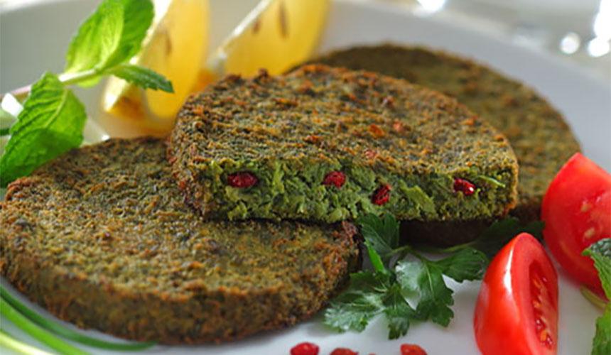 vegetarian Persian food