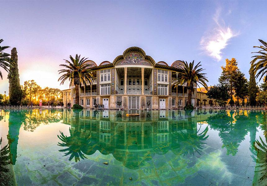 Eram garden Iran