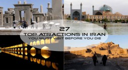 27 top attractions in Iran you must visit before you die