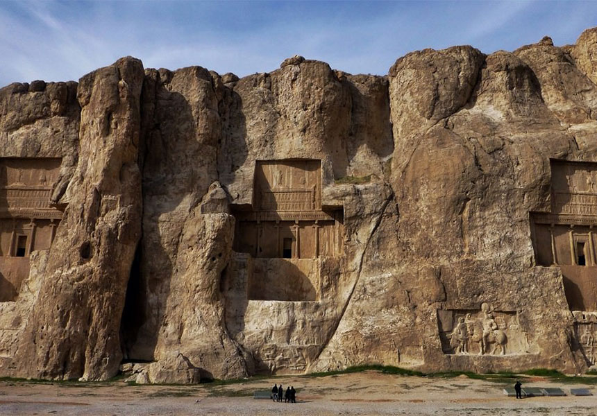 Naqsh-e Rustam Iran