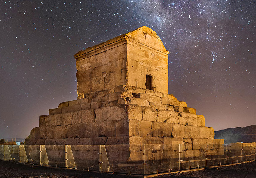 Pasargadae Iran