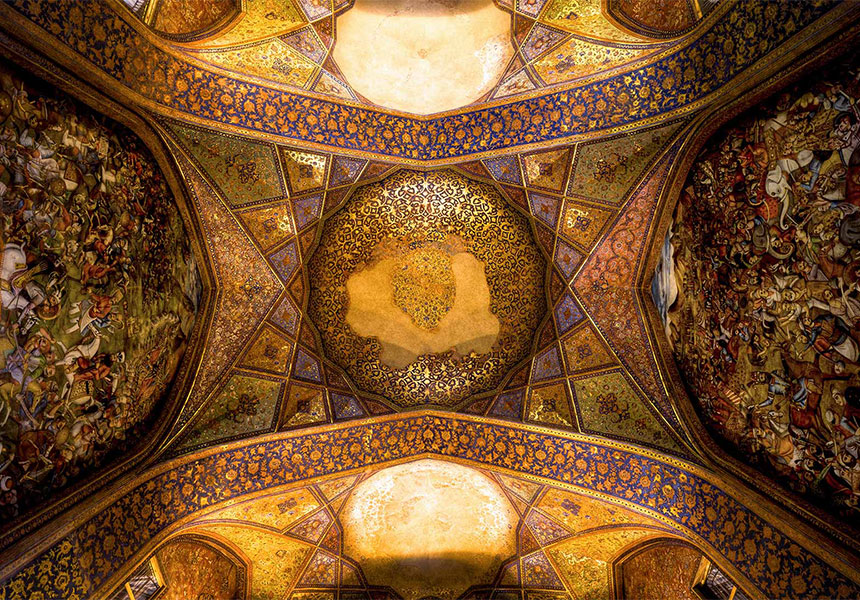 Vank cathedral Iran