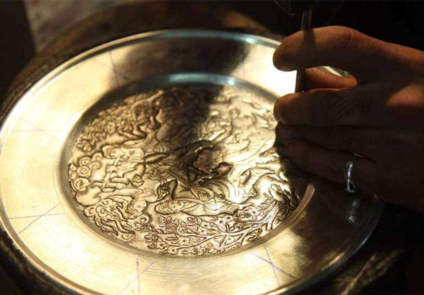 Shiraz handicrafts