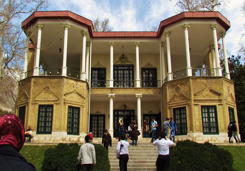 Niavaran complex in Tehran