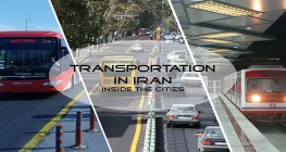 Iran transportation; Iran public transportation & car rental Iran
