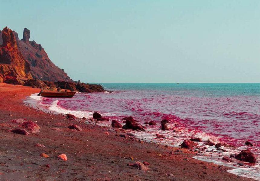 Iran top beaches