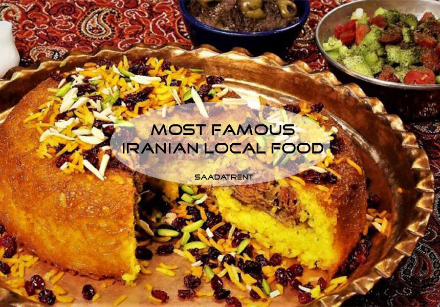 food in Iran | Top Iran traditional food | local food in Iran