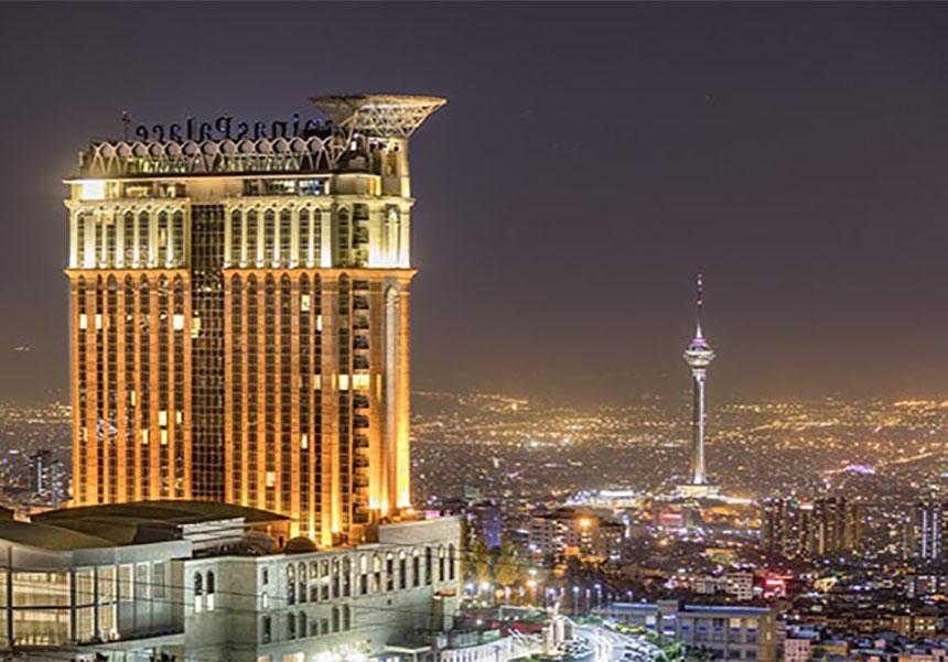 Iran top hotels