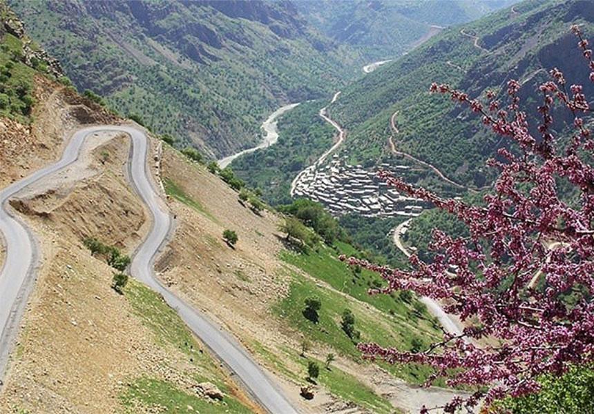 Road trips in Iran