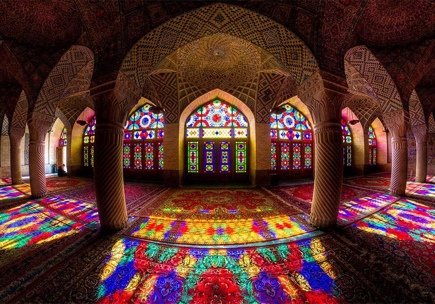 Iran trip planner