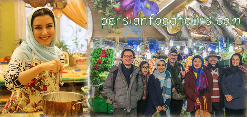 Have a tasty trip with persian food tours