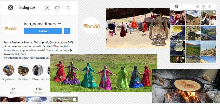 Experience a different life with Nomad tours