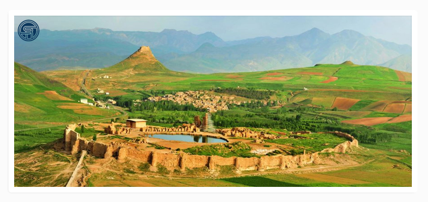 Takht-e Soleyman; The mysterious treasures of Iranian history