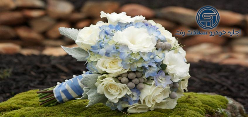 همه چیز در رابطه با دسته گل عروس و تزیین آن
