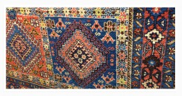 Gabe; eye catching creativity in Iranian handicrafts