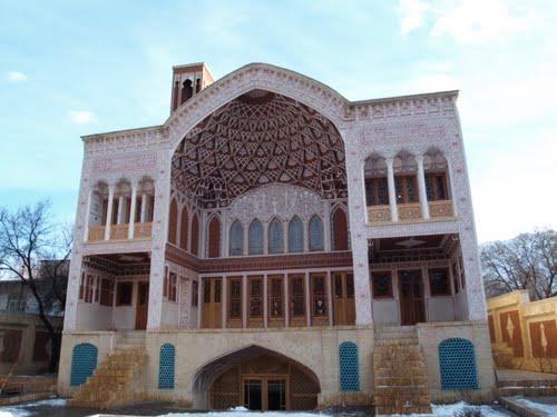 Qazvin Chehel Soton Palace