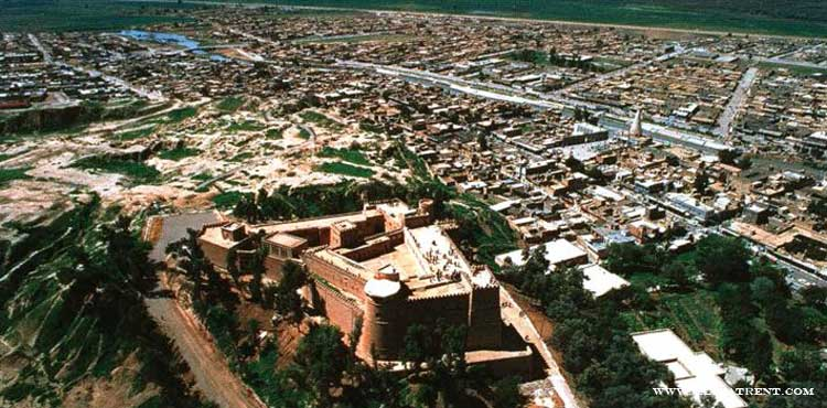 Susa; the oldest legendary capital of Iran