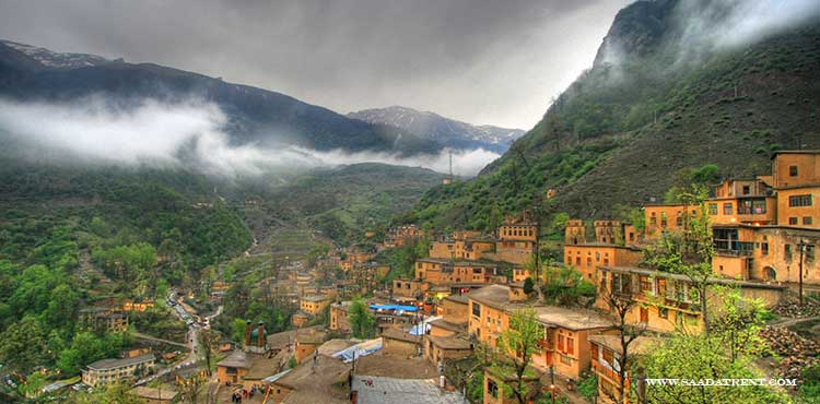 Masuleh Village; The First Historic Village of Iran