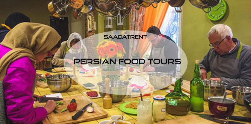 Do you know anything about Persian food tours?