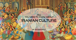 Iranian culture; festivals, ceremonies, folklore and more!