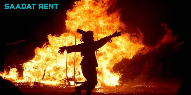 Everything about Chaharshanbe Suri