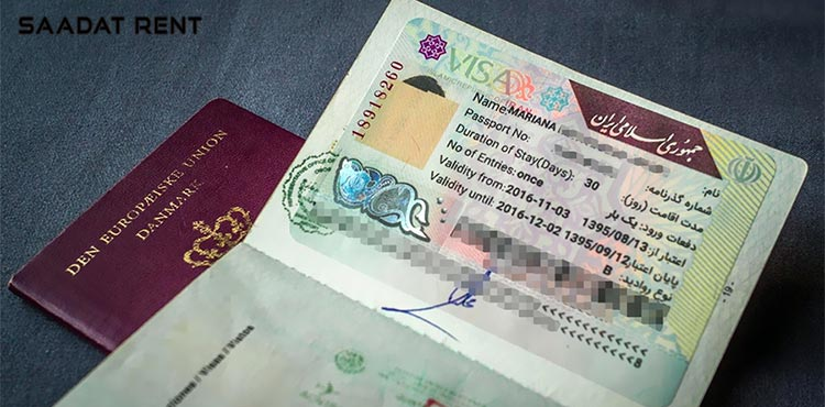 How to get an Iran visa as US, UK or Canada citizens?