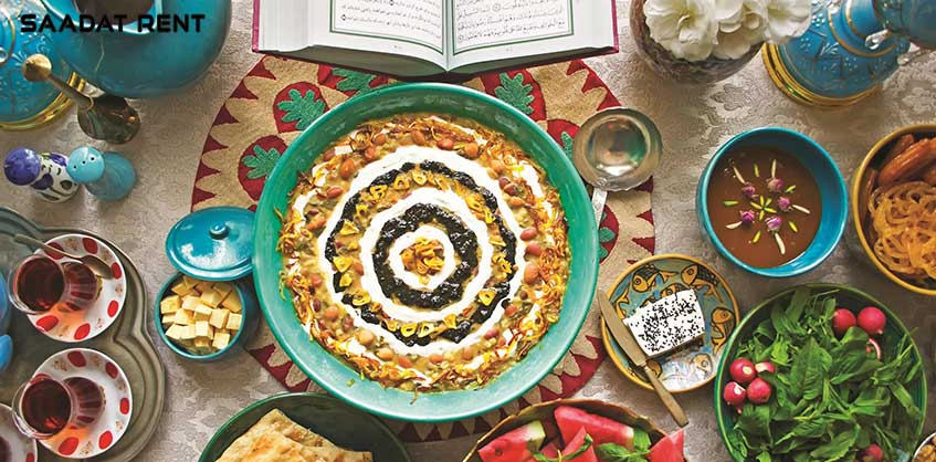 Try these delicious food during Ramadan in Iran