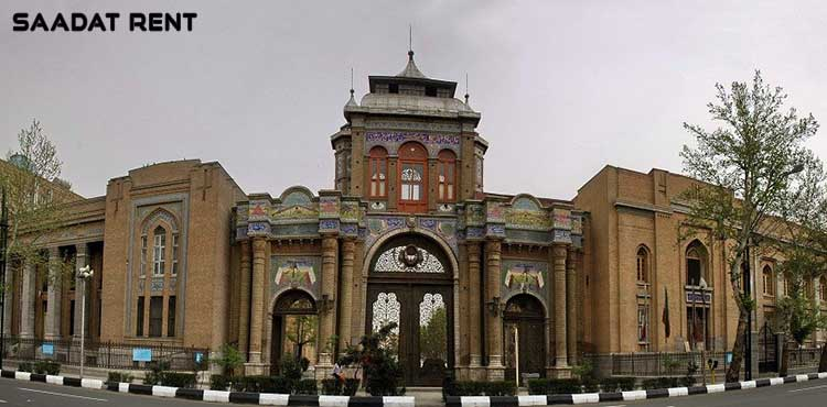 Visit Tehran and the majestic Palaces of the capital