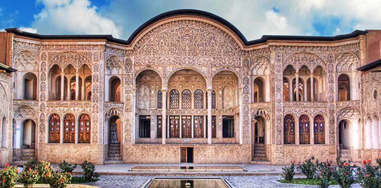 A quick tour to Iranian architecture landmarks