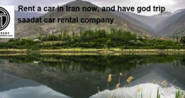 car rental market in Iran