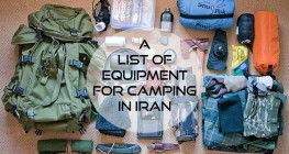 Do not go camping without this equipment! [full checklist]