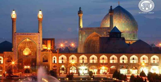 rent a car in iran and travel around with your friends