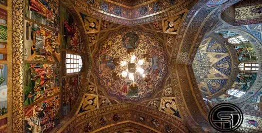 The mysterious city of Esfahan