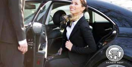 Chauffeur driven car rental iran