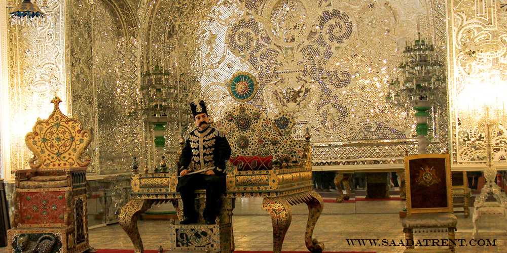 Golestan Palace Museums in the Capital of Iran