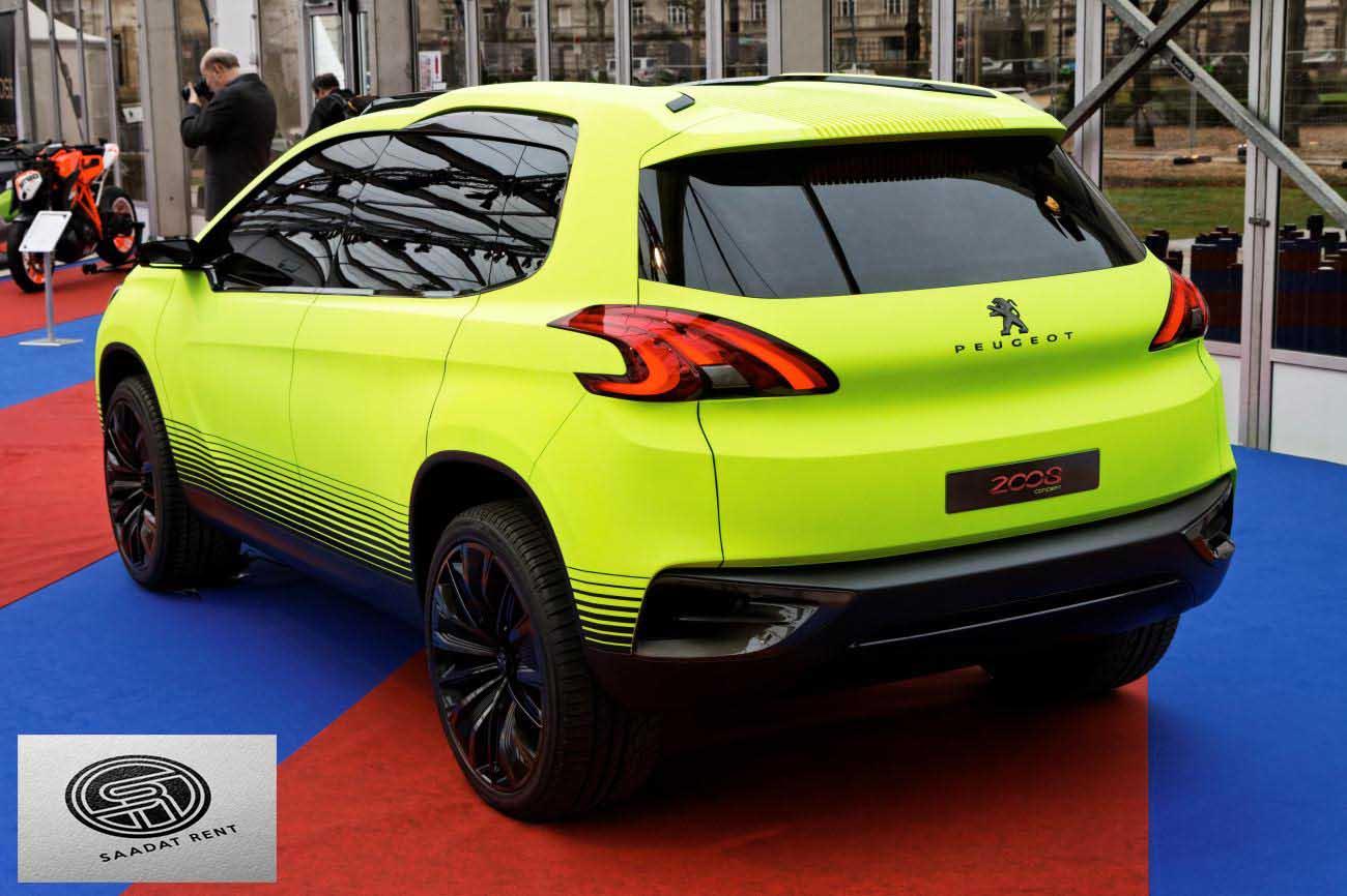 بازار اجاره خودرو در انتظار پژو 2008